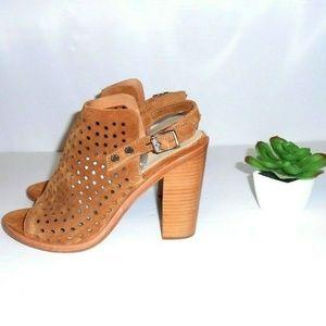 Rag & Bone Size 40 US 10 Wyatt Brown Suede Shoes